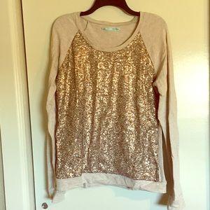 Maurices Sequin Sweatshirt